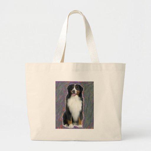 BERANESE MOUNTIAN DOG BAGS