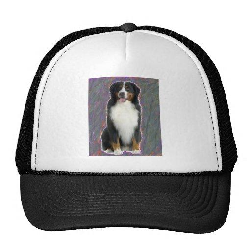 BERANESE MOUNTIAN DOG MESH HAT