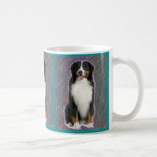BERANESE MOUNTIAN DOG COFFEE MUGS