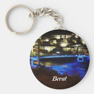 Berat Albania Key Ring