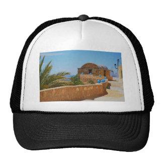 Berber village in Tunisia. Hats