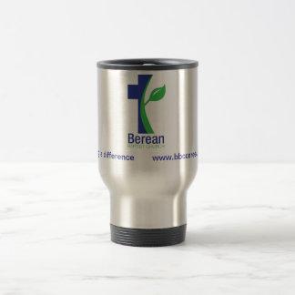 Berean Baptist Church Stainless Steal Mug