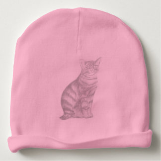 Beret Drawn Good-looking Cotton Baby Beanie