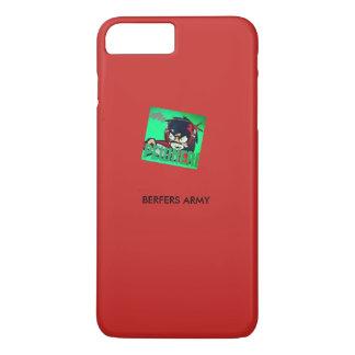 BERFER iPhone 7 Plus Case. iPhone 8 Plus/7 Plus Case