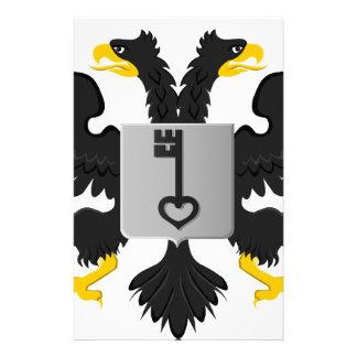 Berg-En-Terblijt Custom Stationery