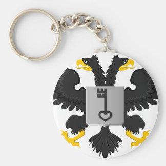 Berg-En-Terblijt Key Ring