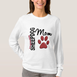 Bergamasco Sheepdog Mom 2 T-Shirt