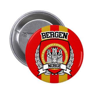 Bergen 6 Cm Round Badge