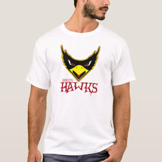 Bergen Hawks Womens ML T-Shirt
