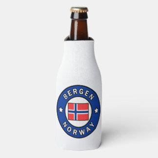 Bergen Norway Bottle Cooler