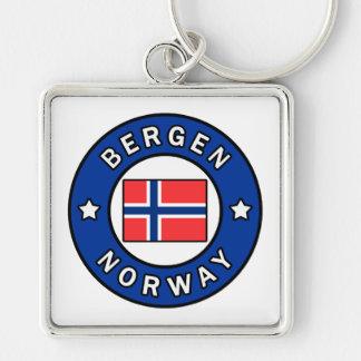 Bergen Norway Key Ring