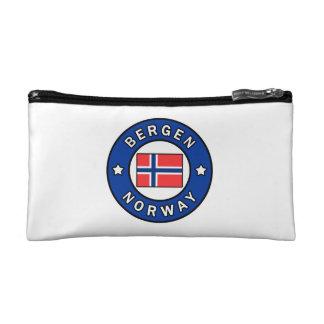 Bergen Norway Makeup Bag