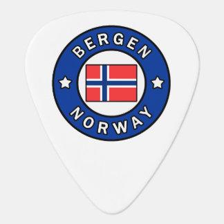 Bergen Norway Plectrum