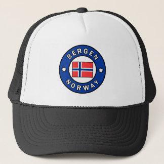 Bergen Norway Trucker Hat