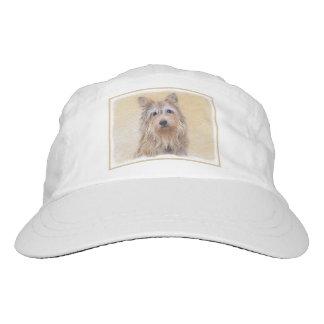 Berger Picard Painting - Cute Original Dog Art Hat