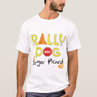 Berger Picard Rally Dog T-Shirt