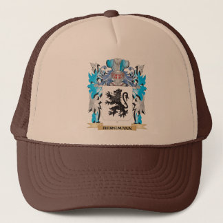 Bergmann Coat of Arms Trucker Hat