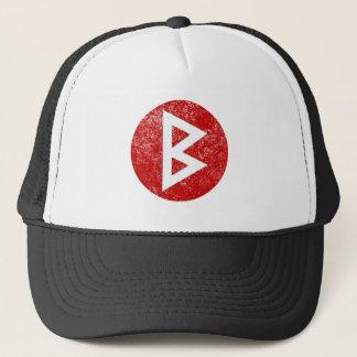 Berkano Rune Trucker Hat