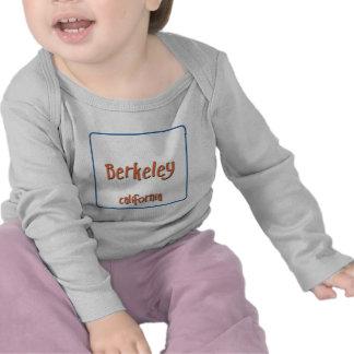 Berkeley California BlueBox T-shirts
