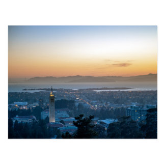 Berkeley, California Postcard