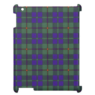 Berkeley clan Plaid Scottish kilt tartan iPad Covers