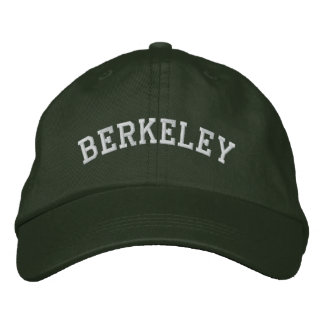 Berkeley Embroidered Hat