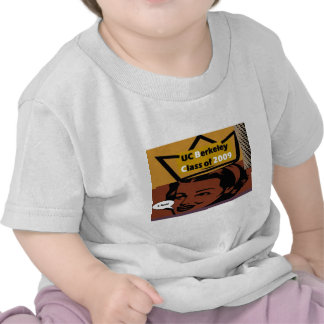 Berkeley Grad 2009 T-shirt
