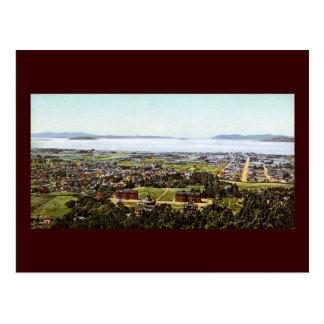 Berkeley San Francisco California Postcard