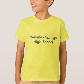 Berkeley Springs High School T-shirt