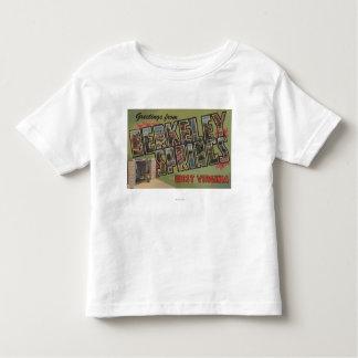 Berkeley Springs, West Virginia Toddler T-Shirt