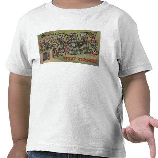 Berkeley Springs, West Virginia Tshirts
