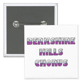Berkshire Hills Chorus Square Button