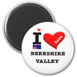 BERKSHIRE VALLEY - I Love Magnet