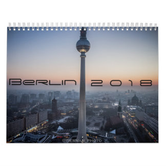 Berlin 2018 Calendar