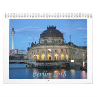 Berlin 2018 photo wall calendars