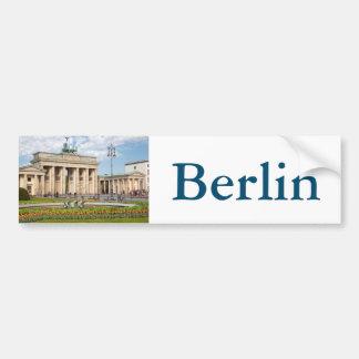 Berlin Brandenburger Tor Bumper Sticker