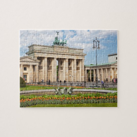 Berlin Brandenburger Tor Jigsaw Puzzle