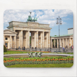 Berlin Brandenburger Tor Mouse Pad