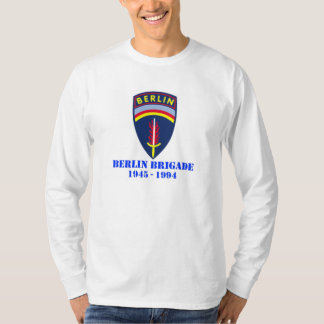 Berlin Brigade 1945 - 1994 T-Shirt