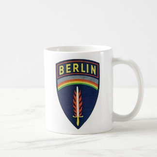 Berlin Brigade coffee mug