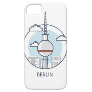 Berlin Case For The iPhone 5