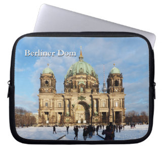 Berlin Cathedral, Berliner Dom 001.03.T, Germany Laptop Sleeve