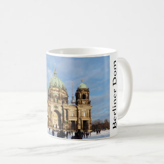 Berlin Cathedral, Berliner Dom 002.2.T, Germany Coffee Mug