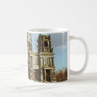 Berlin Cathedral German Evangelical Berliner Dom Coffee Mug