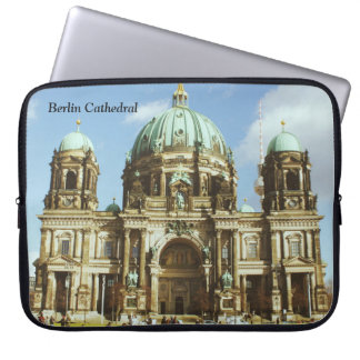 Berlin Cathedral German Evangelical Berliner Dom Laptop Sleeve