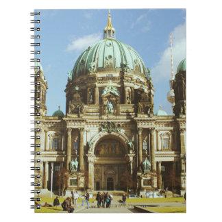 Berlin Cathedral German Evangelical Berliner Dom Notebooks