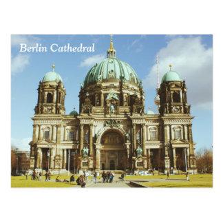 Berlin Cathedral German Evangelical Berliner Dom Postcard