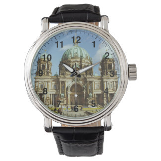 Berlin Cathedral German Evangelical Berliner Dom Wristwatch