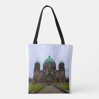 Berlin Cathedral Tote Bag