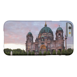 Berlin Cathedral with Television Tower and Lustgar Barely There iPhone 6 Case